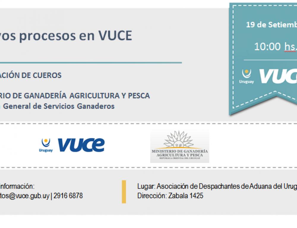 Nuevo Proceso en VUCE: Importación de Cueros