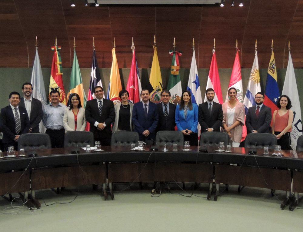 Primer Encuentro Latinoamericano de los Comités Nacionales de Facilitación del Comercio